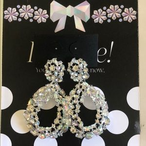 New Givenchy Glitz earrings!